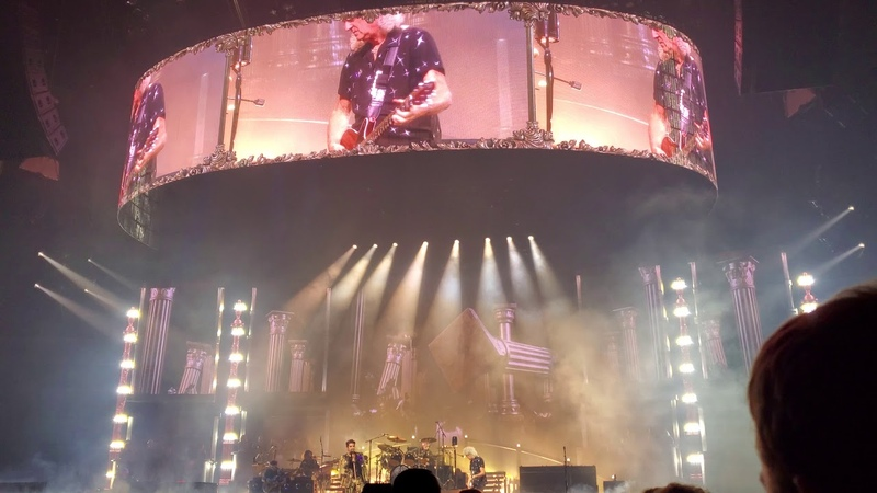 Queen Adam Lambert Atlanta LOTG