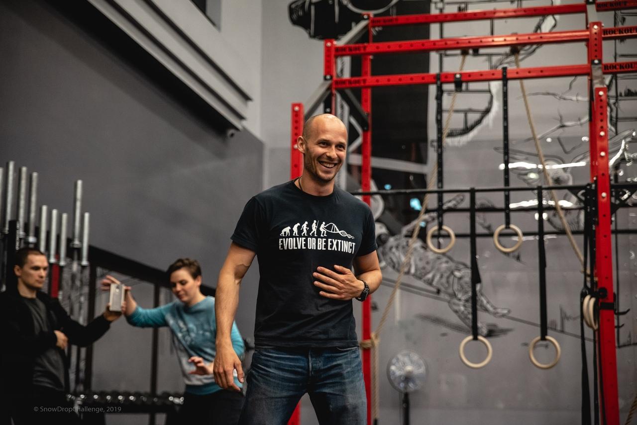 Евгений Богачёв сегодня — создатель «Evotraining || Эволюция тренинга»