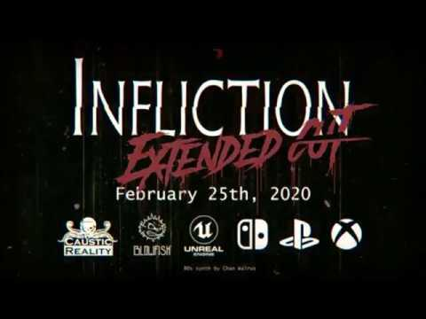 Infliction Extended Cut Release Date Trailer