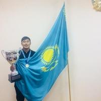 ДарханБақытжанов