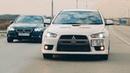 ПОСЛЕДНИЙ Mitsubishi Lancer EVO X ПРЯМО ИЗ ЯПОНИИ