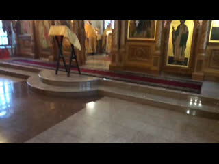 Божественная Литургия в юбилей протоиерея Валерия
