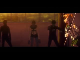 Good Night Good Luck ♫ AMV Аниме-клип по Highschool of the Dead