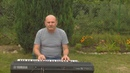 Lady in Black - Uriah Heep. Yamaha PSR-S750 keyboard cover by Jerzy Szac.