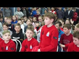 Чемпионы рассказали о развитии спорта в маленьком городе и о важности мотивации