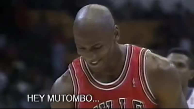 Hey Mutombo This ones for you baby