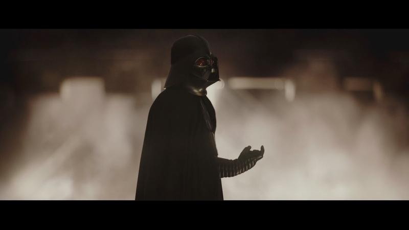 Rogue One Darth Vader's Fortress