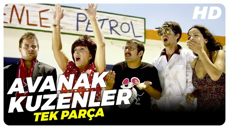 Avanak Kuzenler | Türk Komedi Filmi Tek Parça (HD)