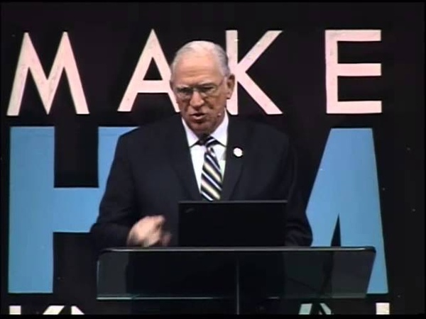 Knowing God - An Extraterrestrial Message - Chuck Missler