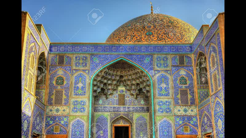 Esfahan visiting the capital of the Safavids, the Turkmen Sufi rivals of the Ottomans