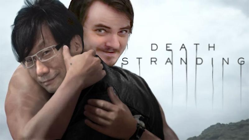 Maddyson Death Stranding честный обзор на Игру года