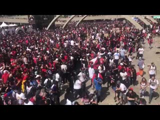 Breaking shots fired at raptors victory parade in toronto -