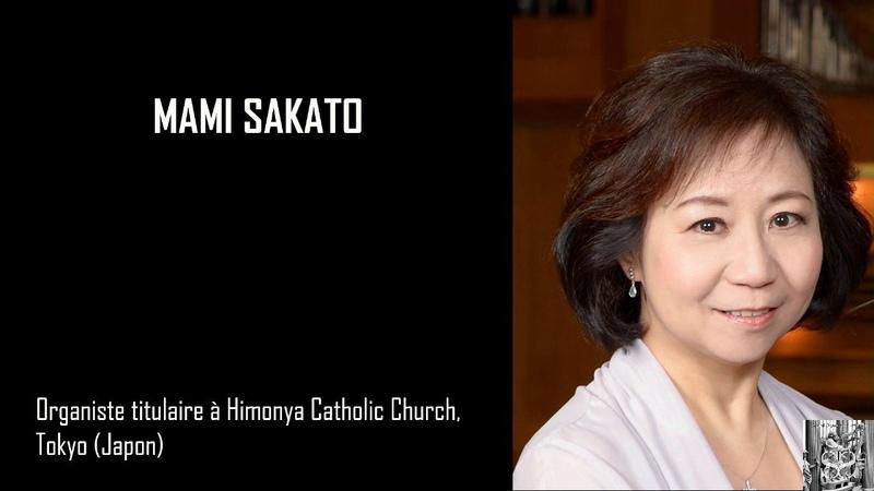 Mami Sakato organ concert at Saint Sulpice 16 June 2019