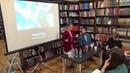 Ольга Ремнёва – лекция «Art science как стратегия диалога»