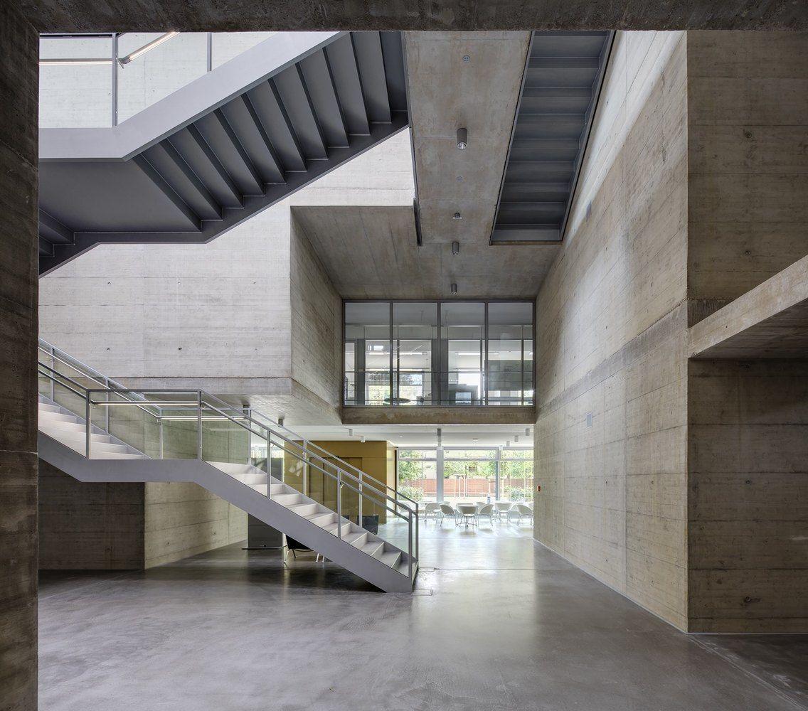 Center for Systems Biology Dresden / Heikkinen-Komonen Architects
