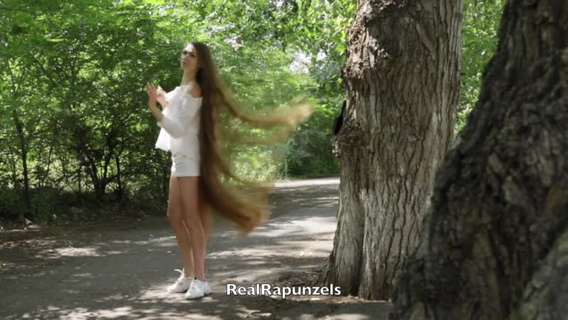 RealRapunzels _ Super Long Brown Hair and a Perfect Summer (preview). 6.Х.2019.