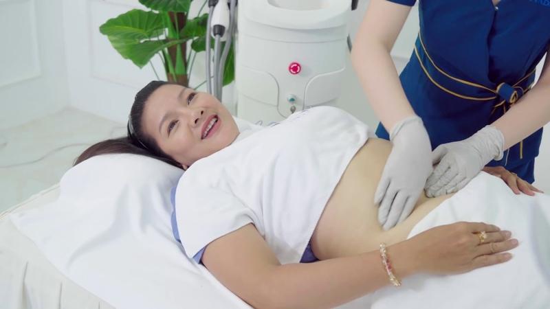 Cuộc sống đơn thân sau ly hôn chồng, diễn viên Kiều Trinh đi giảm cân lấy lại vóc dáng