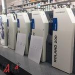 MAN Roland 205 HiPrint InlineCoater smart (2008 г.в.)