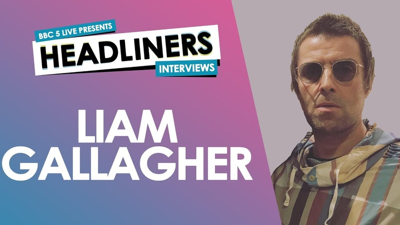 Liam Gallagher: Parkas, Politics And Family Feuds