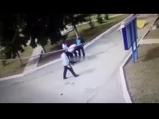 СРОЧНЫЕ НОВОСТИ! Полицейские напали на коллегу