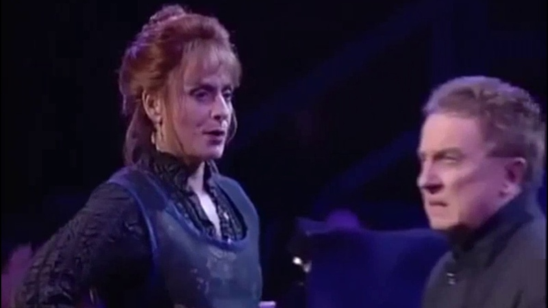 Poor Thing Mrs Lovett Patti LuPone Sweeney Todd The Demon Barber of Fleet Street 2001