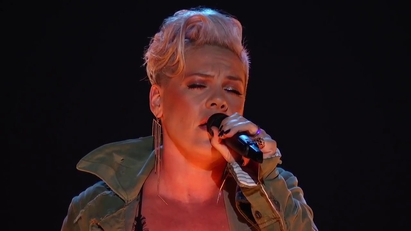 🔴 P!nk - BARBIES : Live from the CMA Awards - HD 720p