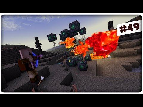 Minecraft 1.12.2 Post ApoCWELTHypse 🚀 Гасим Боссов 49