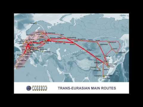 Геополитическая причина - Русский транзит