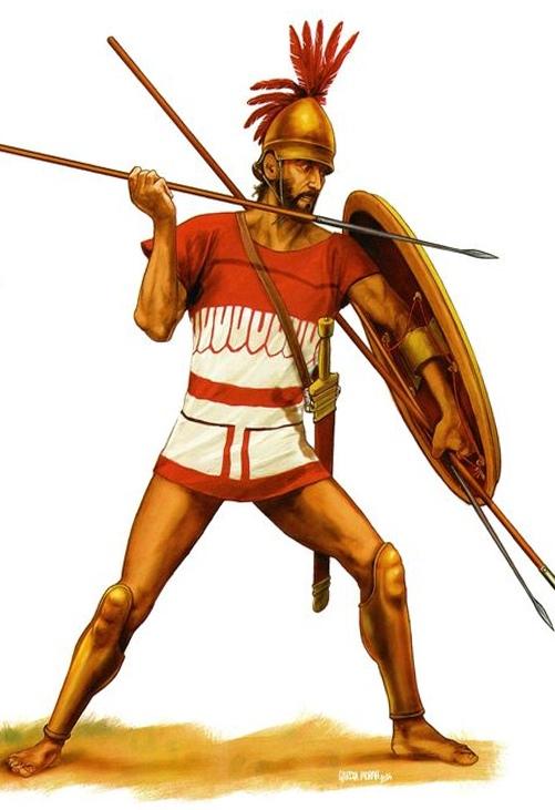 Римский пехотинец