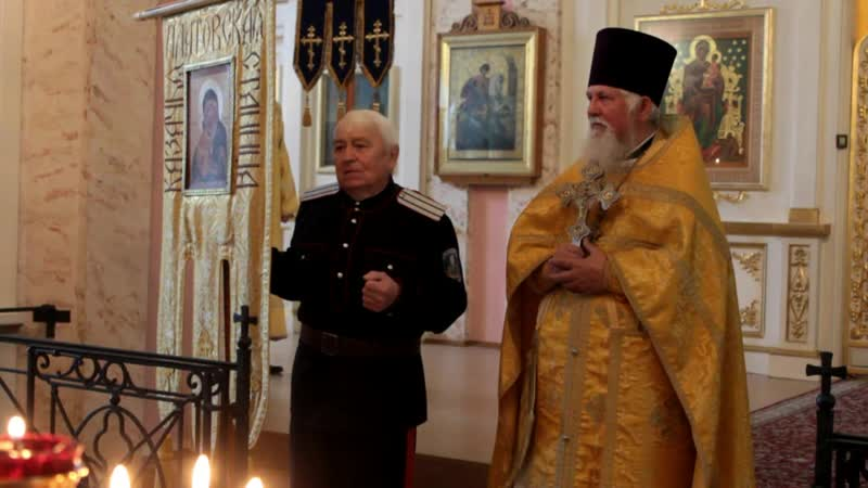 Возвращение Платовской станицы в Крестовоздвиженский казачий собор