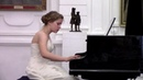 Весняк Элегия Исполняет Катя Луговая Концерт школы искусств Ювента 2019