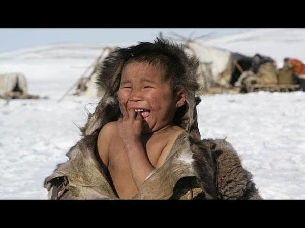 Вот как моются и ходят в туалет северные народы