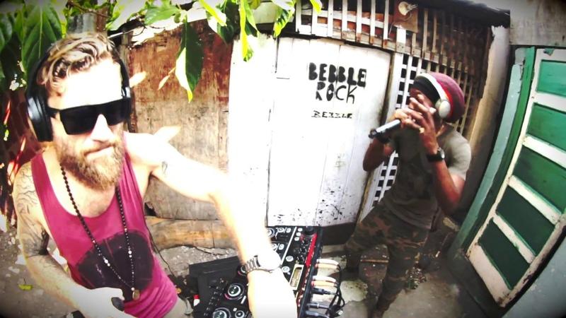 Kabaka Pyramid DUB FX - Cant Breathe Dubplate