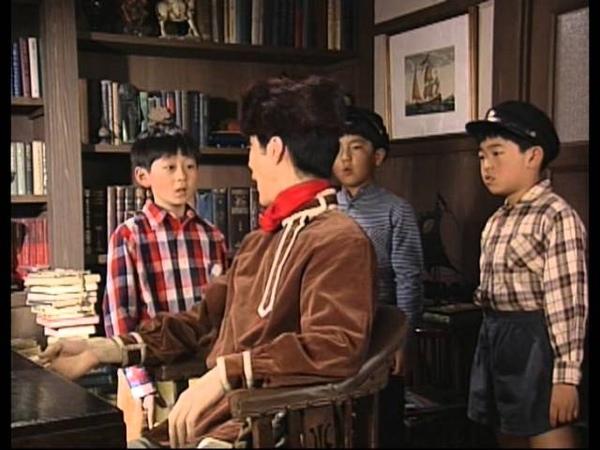 Mansai Nomura Kalinka Aguri 1997 Japan