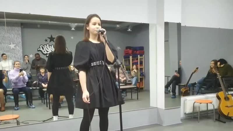 Публичная репетиция Open Music декабрь 2019 ч.1