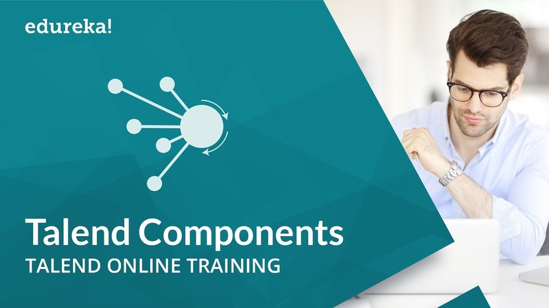 Talend Components | tMap, tJoin, tFileList, tInputFileDelimited | Talend Online Training | Edureka