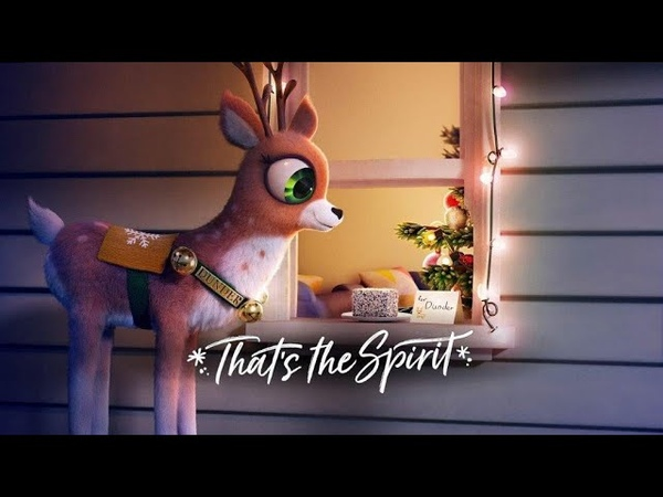 The Story of Dunder Stockland Christmas 2019 ThatsTheSpirit 🦌