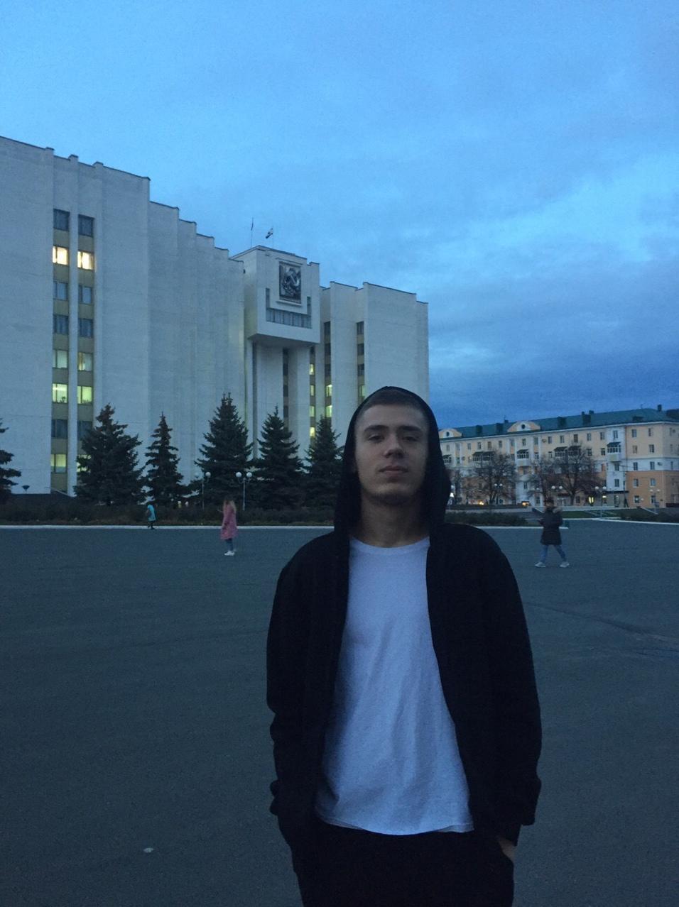 Dima, 20, Vyksa