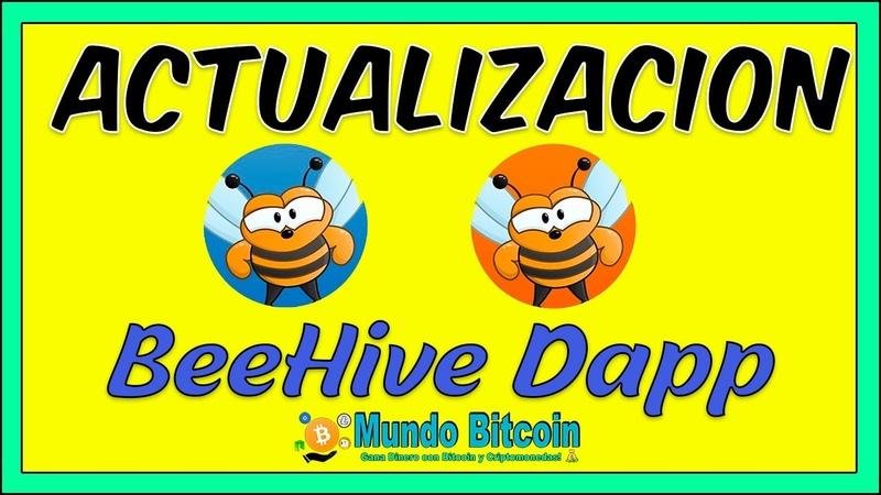 ✅ Actualización de BeeHive Dapp 👉 Ya Entregaron los TOKENS BeeHive
