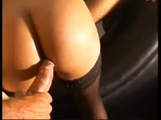 remarkable, italian stockings anal threesome apologise, but