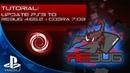 Обновляем PS3 до Rebug REX 4.65.2 (Cobra 7.03)