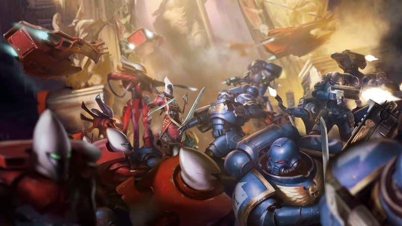 Warhammer 40,000: Wake the Dead - Pre-order Now!