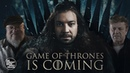 Game of Thrones Can't End Until It Begins w George R R Martin Sean Bean