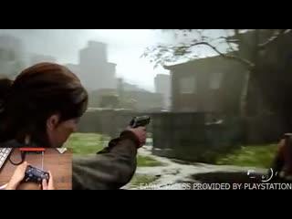 Гироскоп в The Last of Us Part II