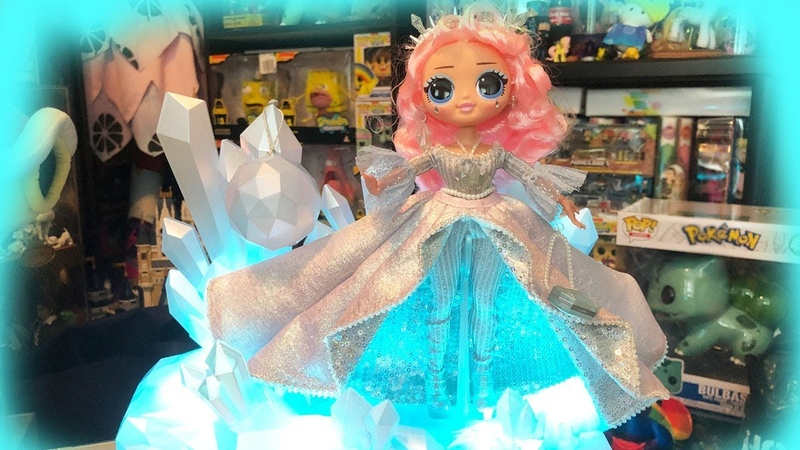 Unboxing LOL Surprise O.M.G. Crystal Star 2019 Collector Edition Doll