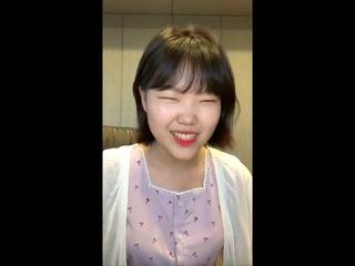 AKMU Suhyun (이수현) Instagram Live [190705]