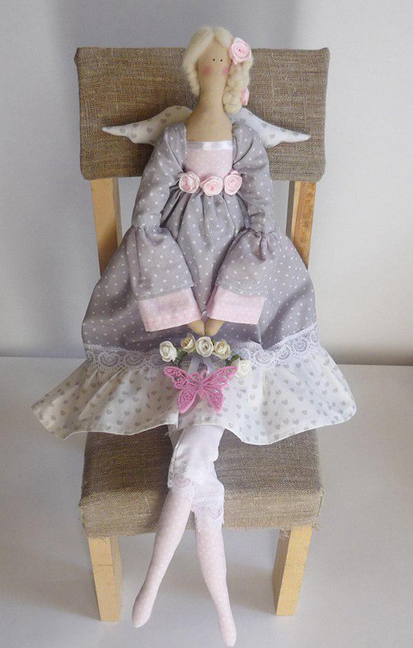 Мастерить кукол Тильда научат участников проекта «Московское долголетие» из Некрасовки