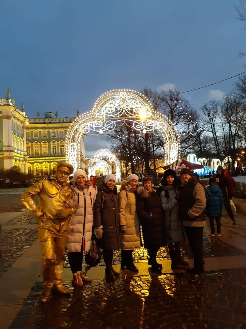Ежегодный проект «Национальная премия по народному и фольклорному танцам» состоялся в Рождественские каникулы, в новом 2020 году, в Санкт-Петербурге., изображение №5
