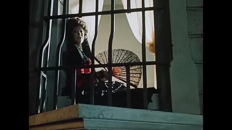 Екатерина Каменская - Клетка (Песня томления) - из х/ф Благочестивая Марта, ДГ
