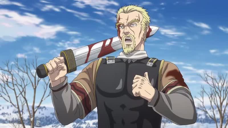 Сага о Винланде 17 серия AnimeVost / Vinland Saga